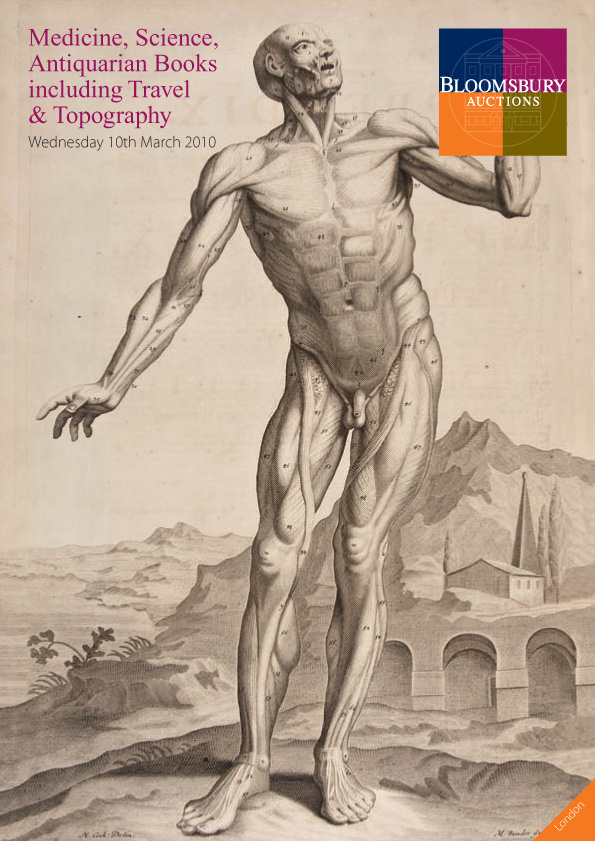 Morbid Anatomy: Upcoming Antiquarian Medical Book Auction ...